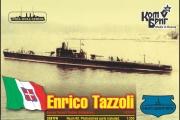 3587 - Submarine Enrico Tazzoli, 1935, 1/350